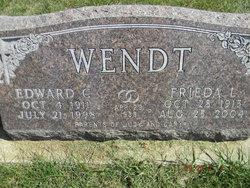 Edward C. Wendt