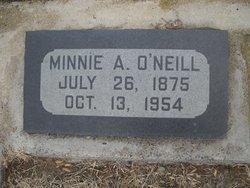 Minnie Alameda <I>Wright</I> O'Neill
