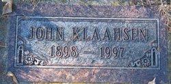 John Klaahsen