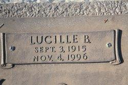 Lucille Elizabeth <I>Ballmann</I> Gray