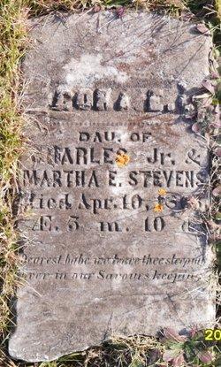 Cora E Stevens