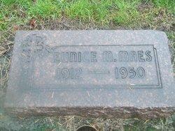 Eunice M Maes