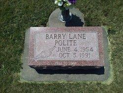 Barry Lane Polite