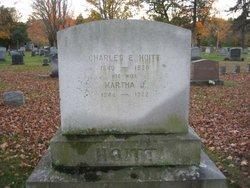 Martha J <I>Langley</I> Hoitt