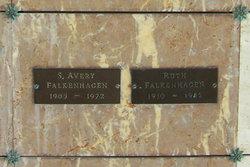 Ruth Margaret <I>Burgess</I> Falkenhagen