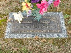 Johnnie H. Lowhorn