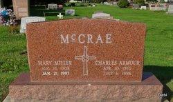Mary <I>Rodgers</I> McCrae