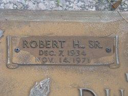 Robert H Dunson, Sr
