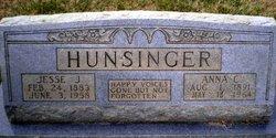 Anna C Hunsinger
