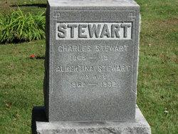 Albertina W <I>Hilderbrant</I> Stewart