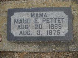 Maud E. Pettet