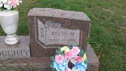 Recia <I>McClain</I> Foughty