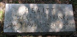 Ella Hewitt