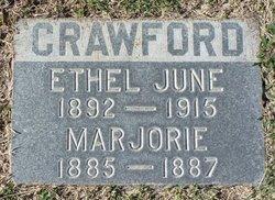 Ethel June Crawford