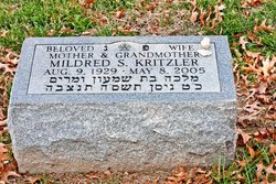 Mildred S Kritzler