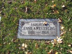 Jennie A Westerling