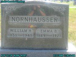 Emma <I>Barrett</I> Nornhausser