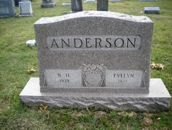 Evelyn B Anderson