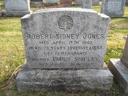 Emily <I>Shipley</I> Jones