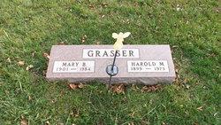 Mary B <I>Kays</I> Grasser