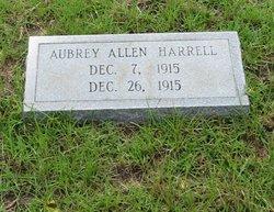 Aubrey Allen Harrell