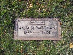 Anna M Wattman