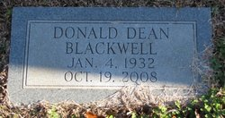 Donald Dean Blackwell