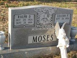 Lillian Frances Moses