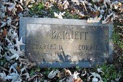 Charles D Barnett