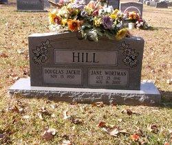 Jane <I>Wortman</I> Hill