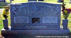 Karen <I>Hust</I> Dixon