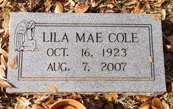 Lila Mae Cole