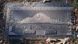 Mary <I>Brooks</I> Wollner