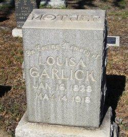 Louisa Garlick