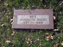 Jeannette Wuest
