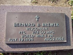 Bernard B Brewer
