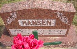 H Peter Hansen