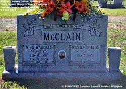 Wanda <I>Dalton</I> McClain
