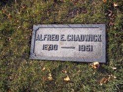 Alfred E Chadwick