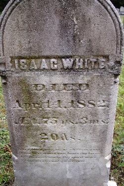 Isaac Gustavus White