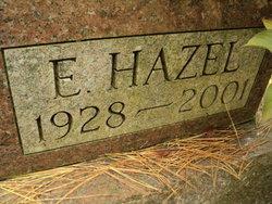 E Hazel <I>Bartelotte</I> Bush