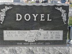 R. Wayne Doyel