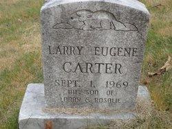 Larry Eugene Carter