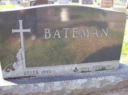 Helen Dorothy <I>Hoard</I> Bateman