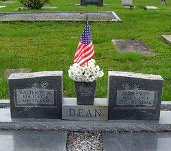 Walter A Dean, Jr
