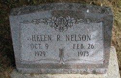 Helen R Nelson