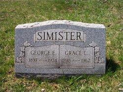 Grace L. <I>Price</I> Simister