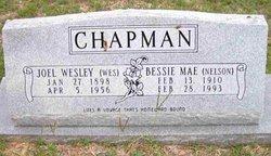 "Joel Wesley ""Wes"" Chapman"