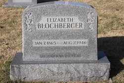 Elizabeth Blochberger