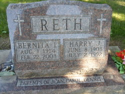 Harry J. Reth